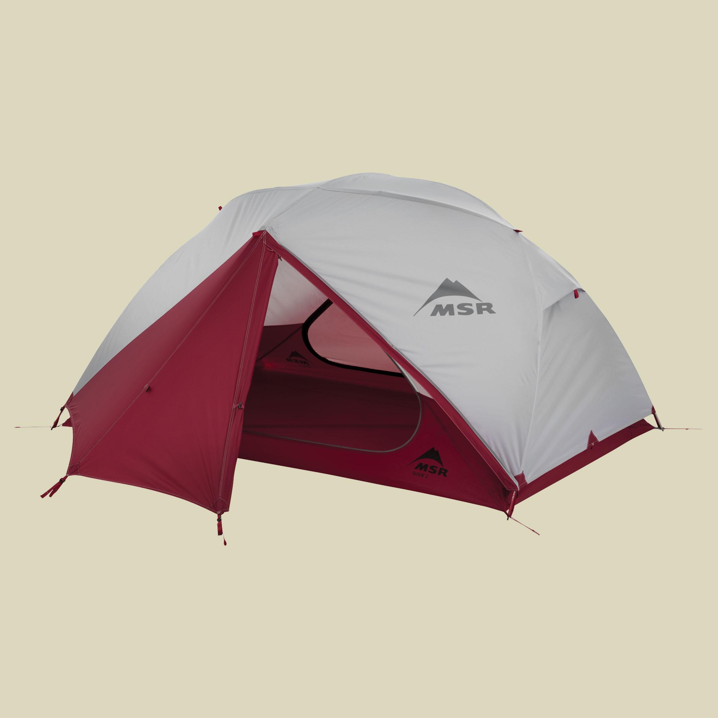 MSR Elixir 2 Tent V2 2 Personenzelt naturzeit