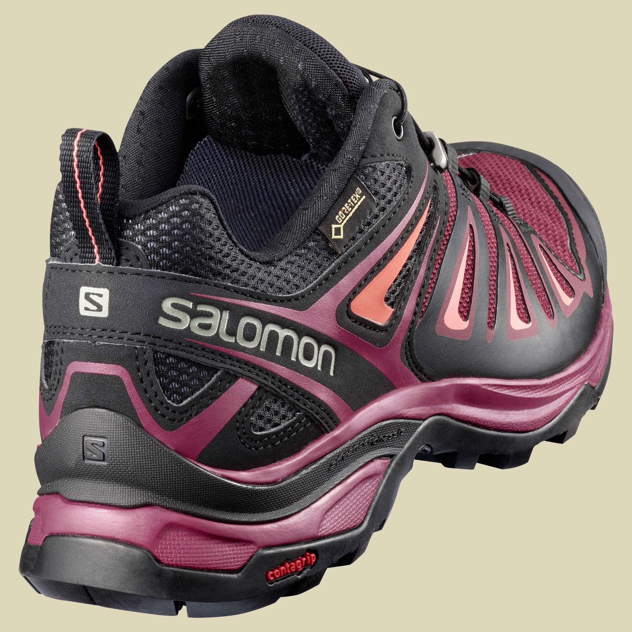 Salomon X Ultra 3 GTX Women Bekleidung Outdoor naturzeit