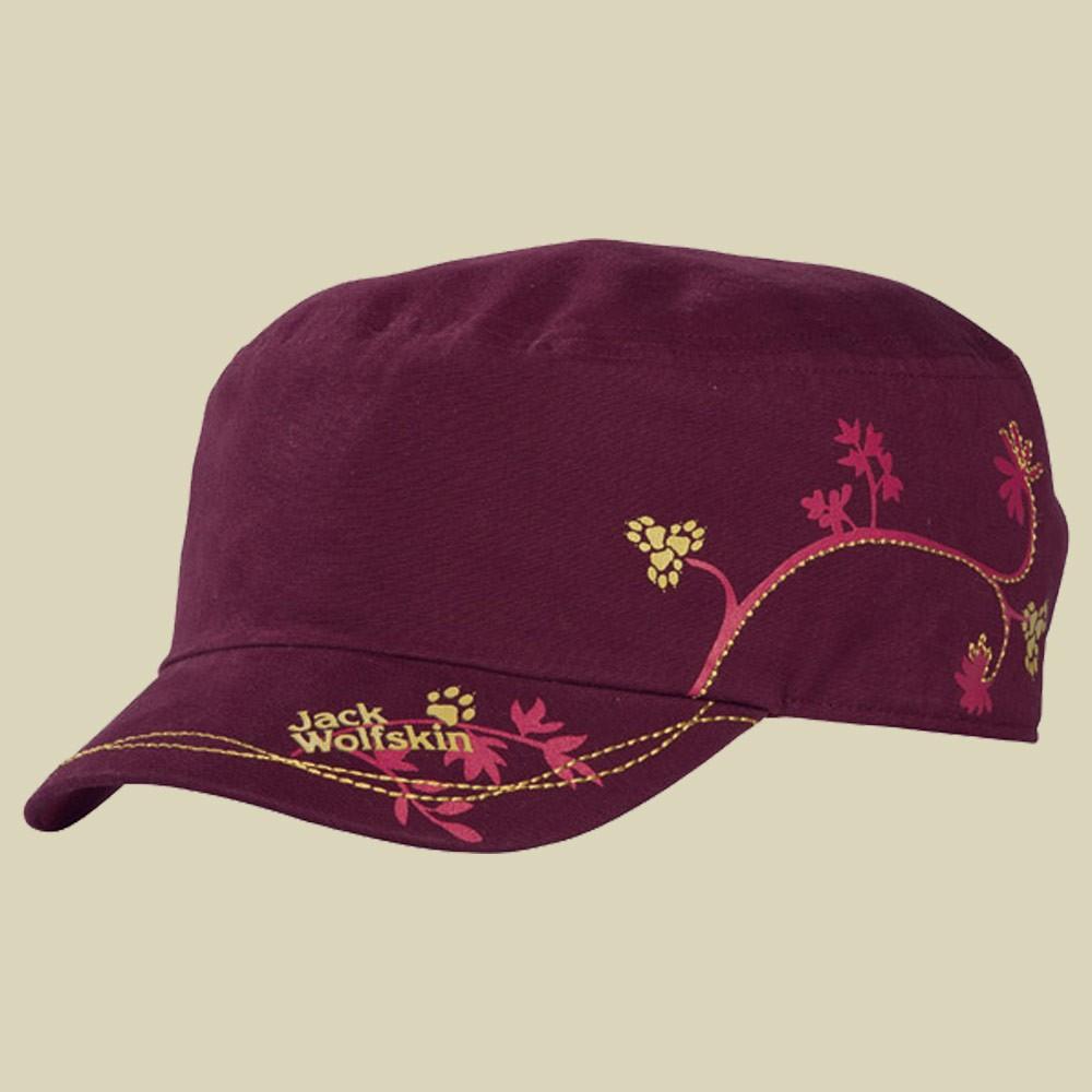Floral Cap Women