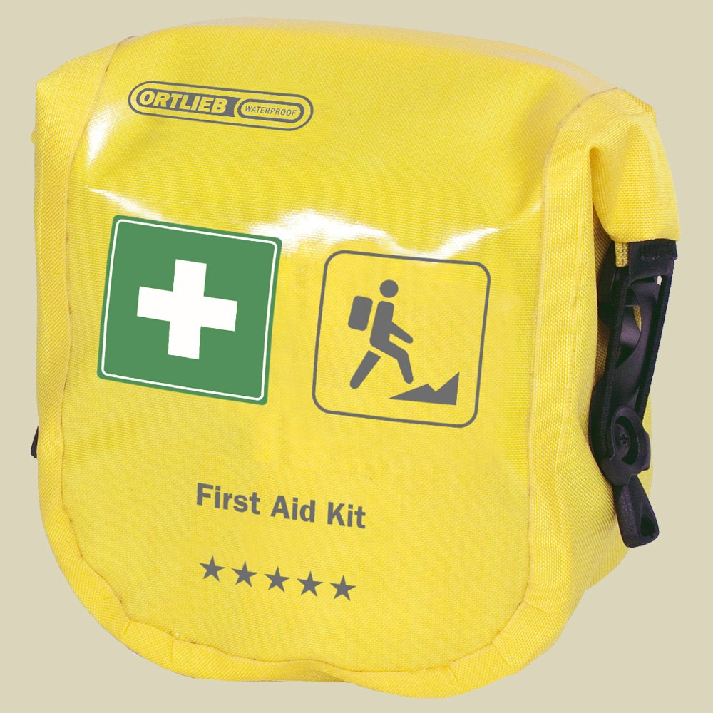 First Aid Kit Safety Level High Trekking