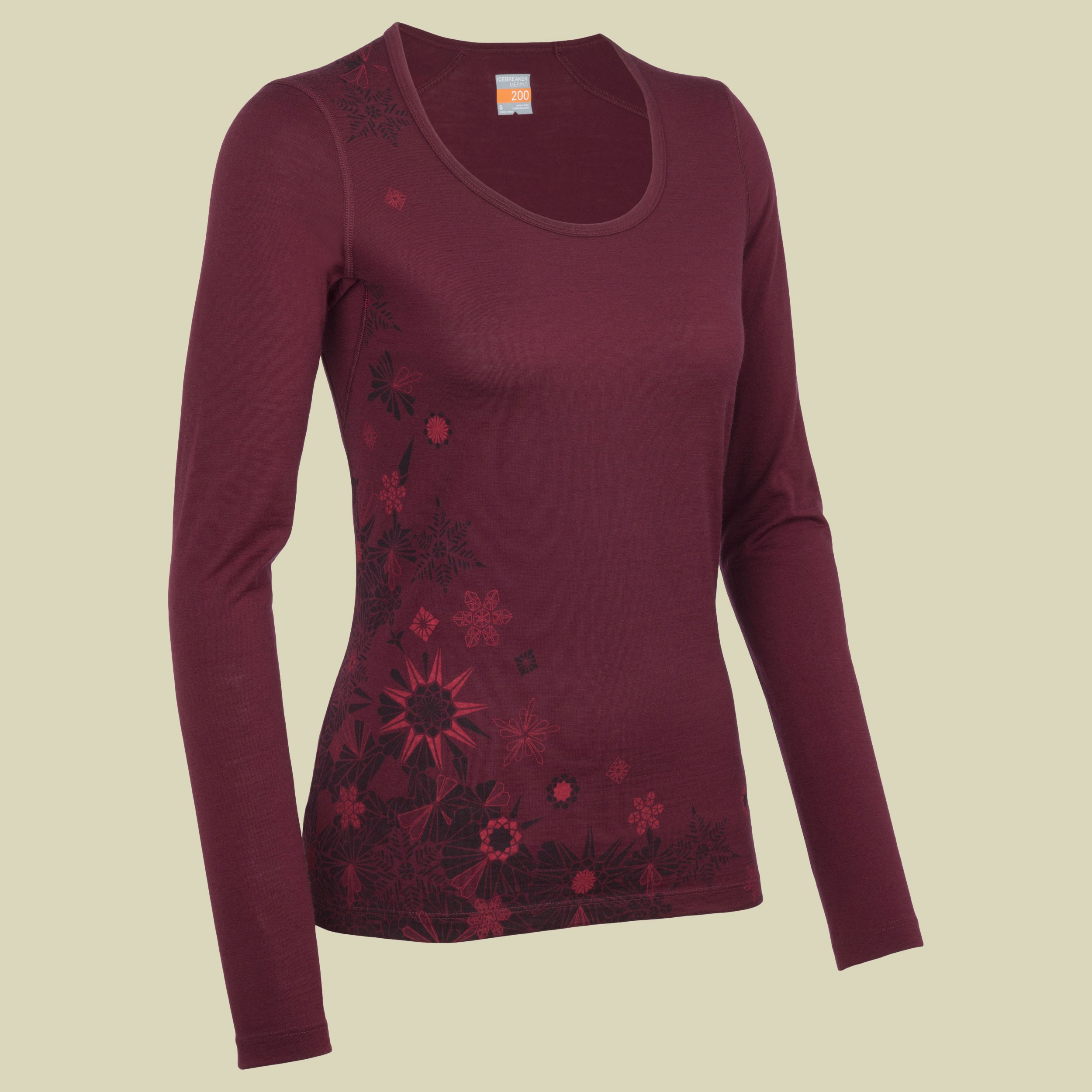 Oasis LS Scoop Chrystal women 200
