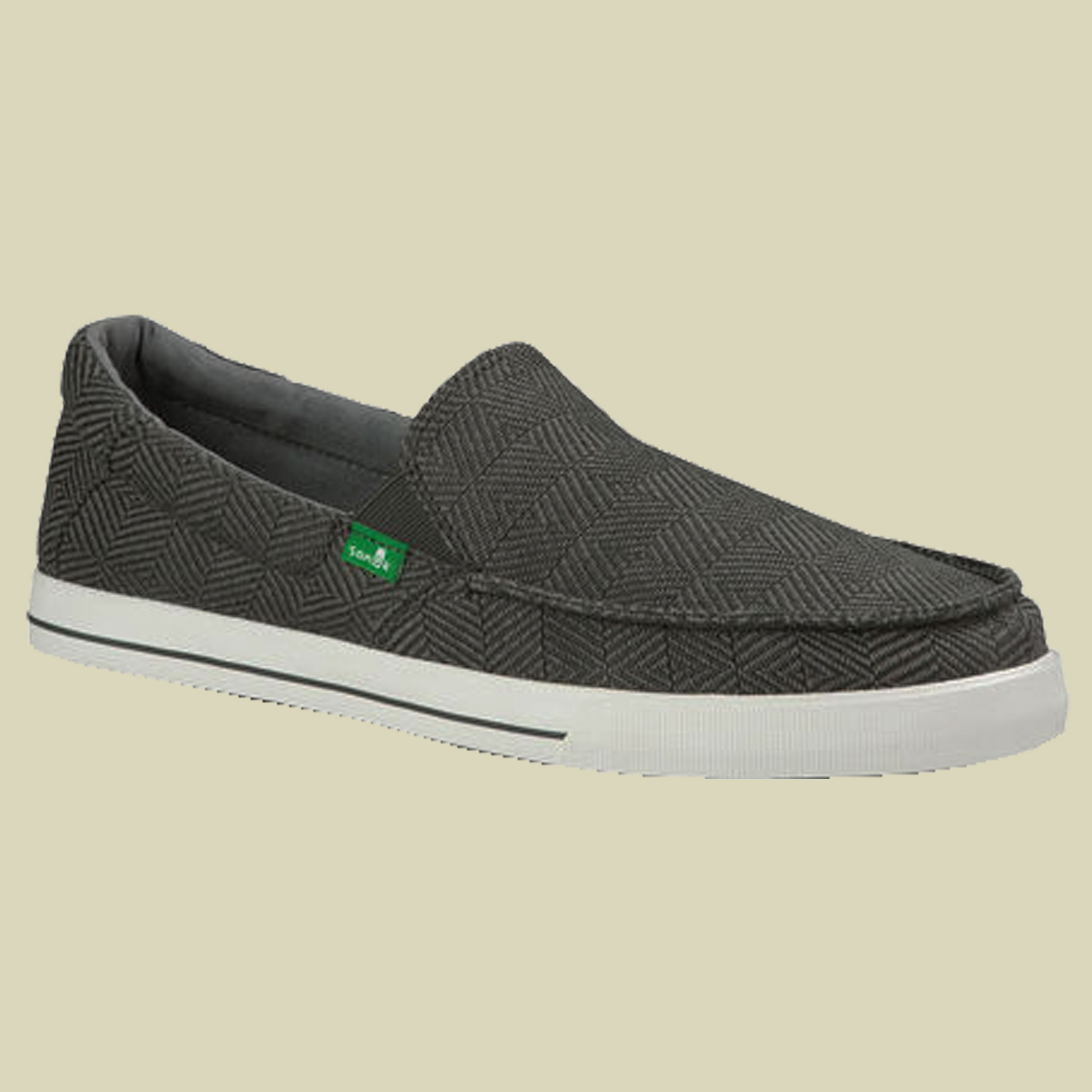Sideline Checked Sneakers Men