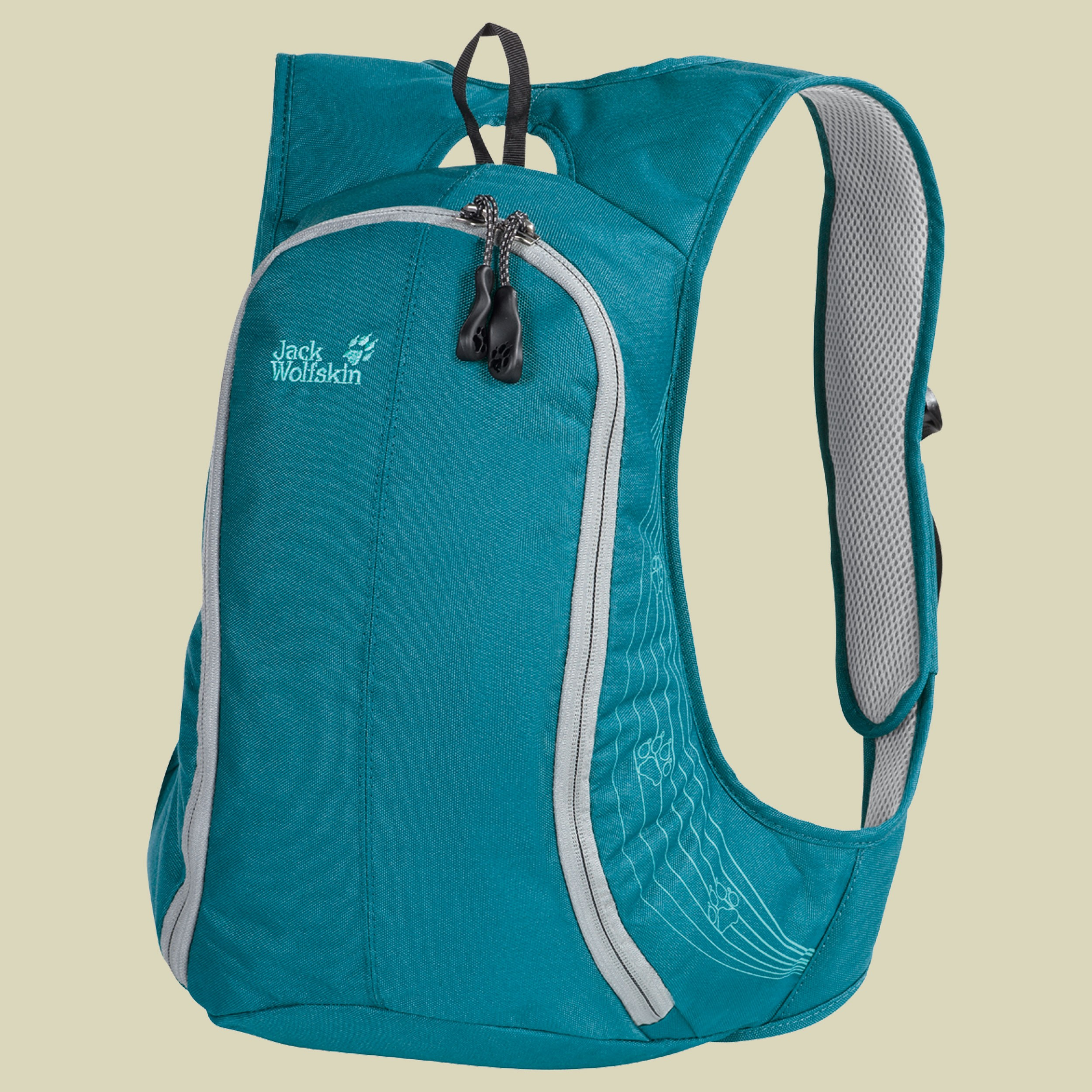 backpack jack wolfskin damen türkis