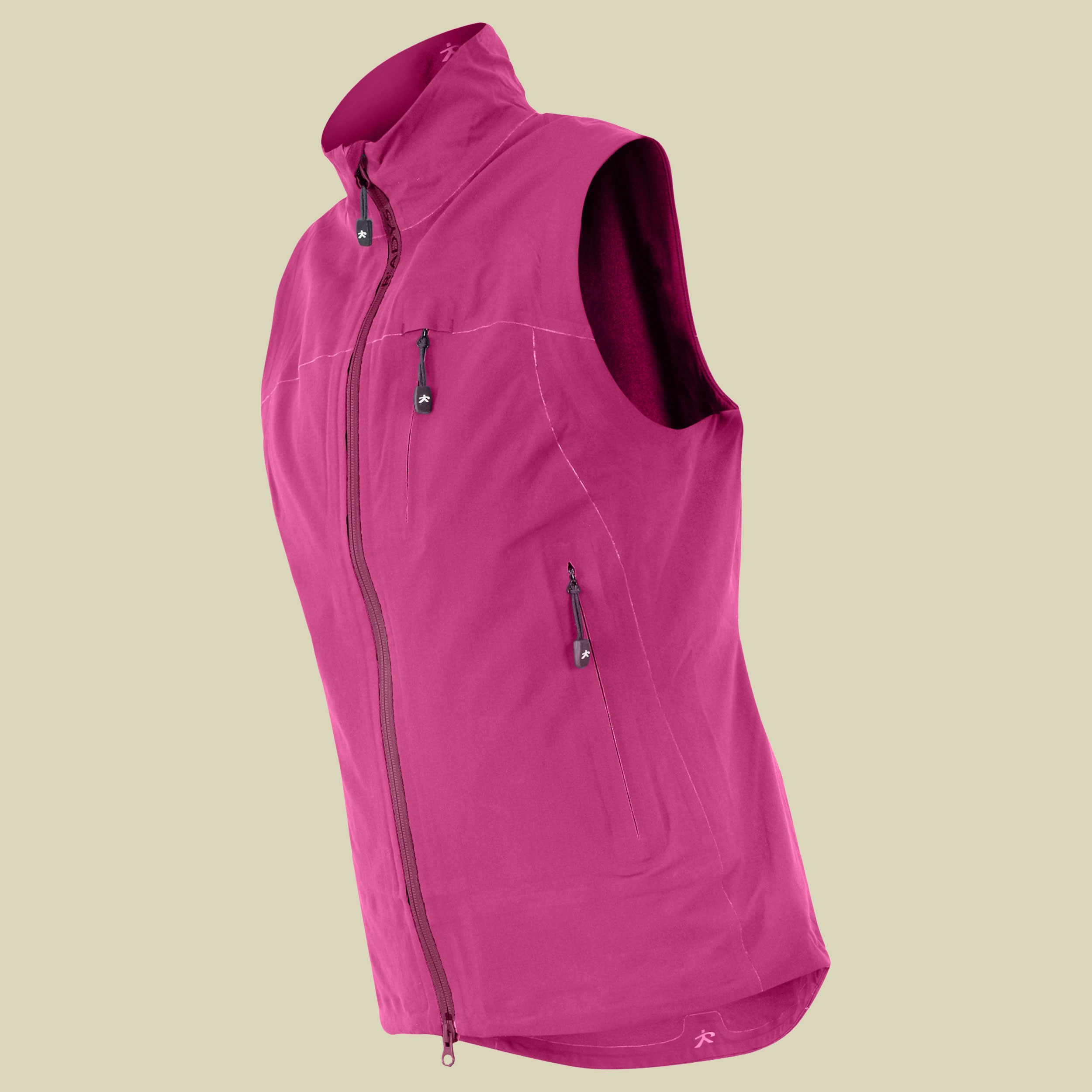 R 6 light Softshell-Weste Women