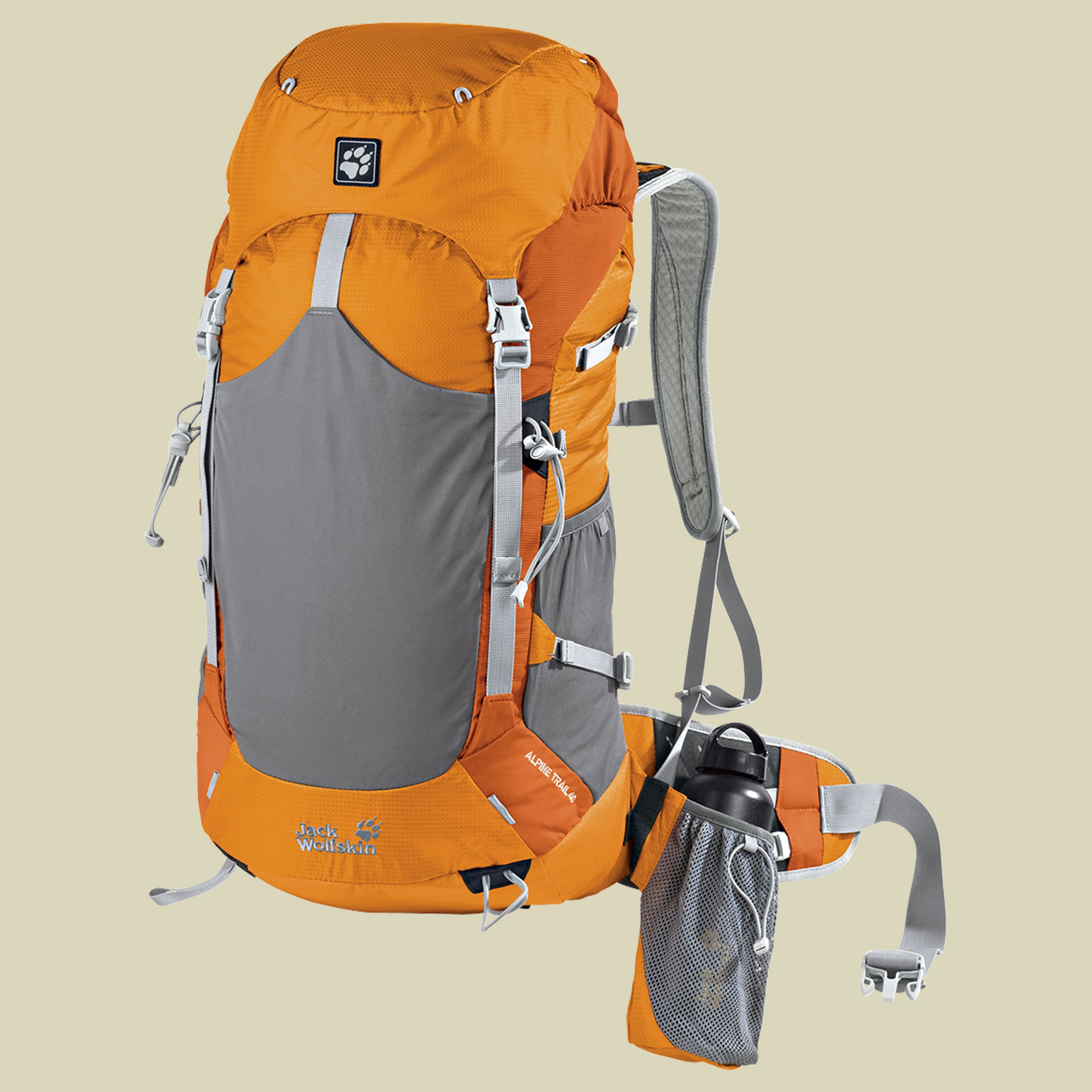 Jack Wolfskin Alpine Trail 40 Litre Mountain Trekking