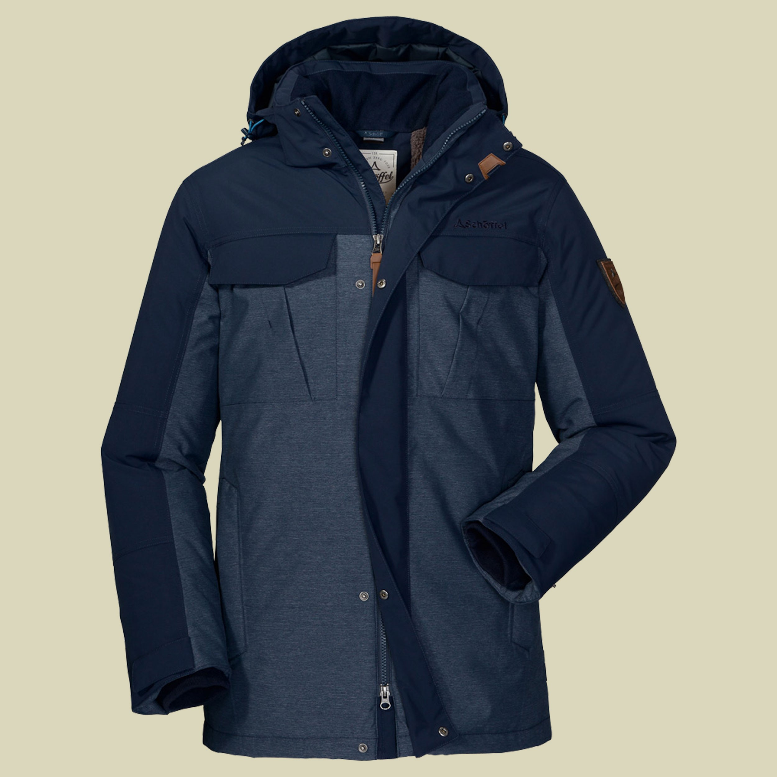 Insulated Jacket Lipezk1 Men