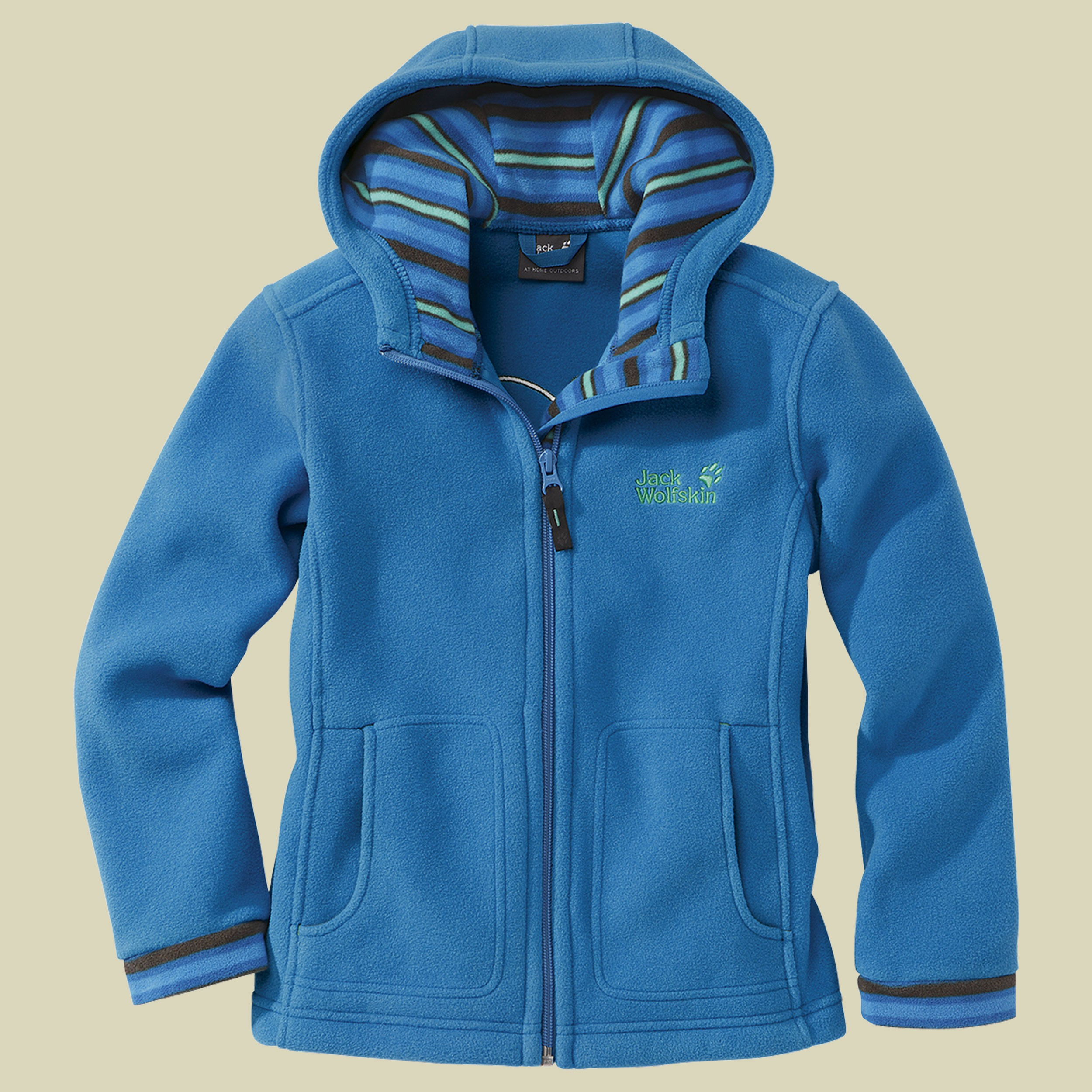 Jack Wolfskin Kids Rainbow Jacket Fleecejacke Kinder