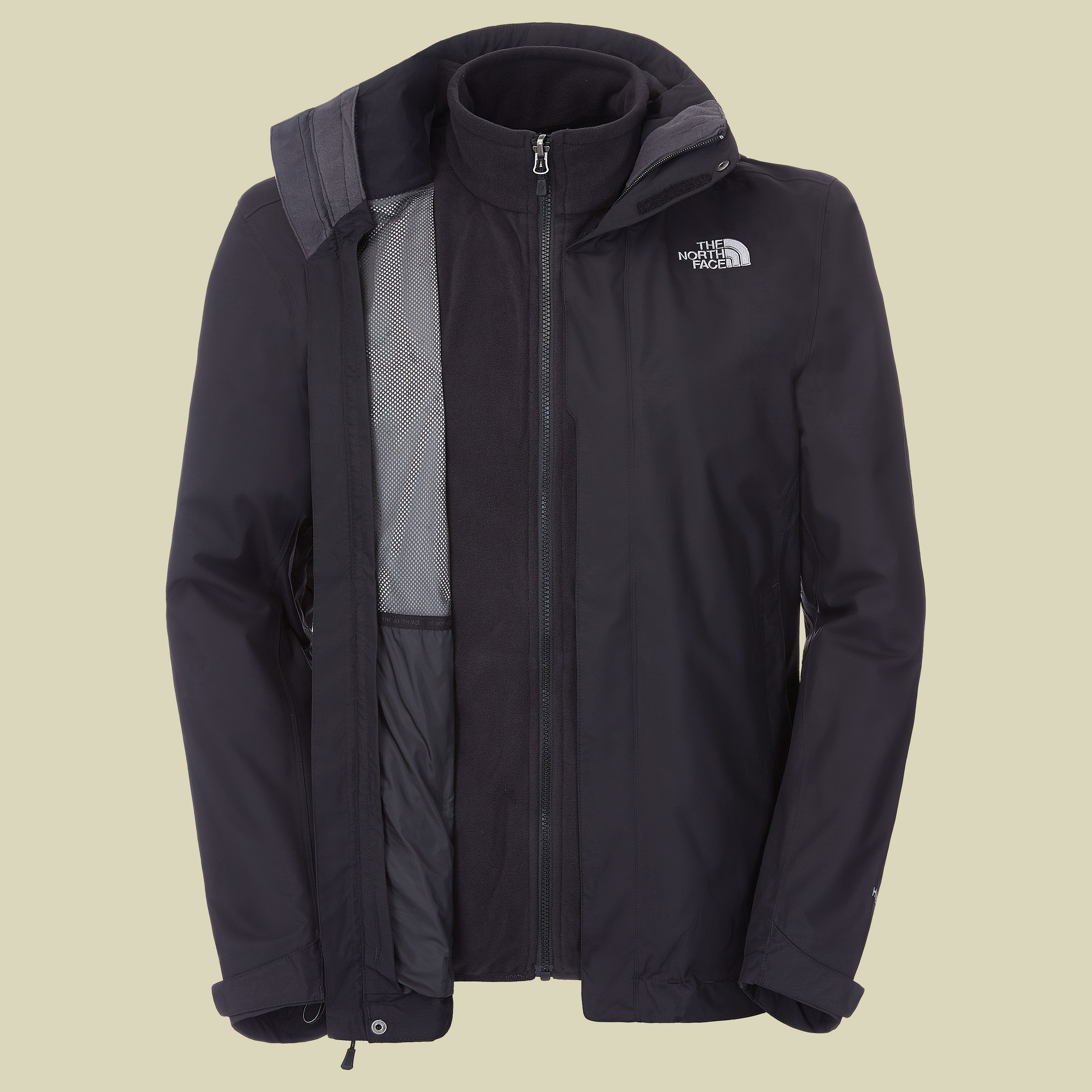 Evolution II Triclimate Jacket Men