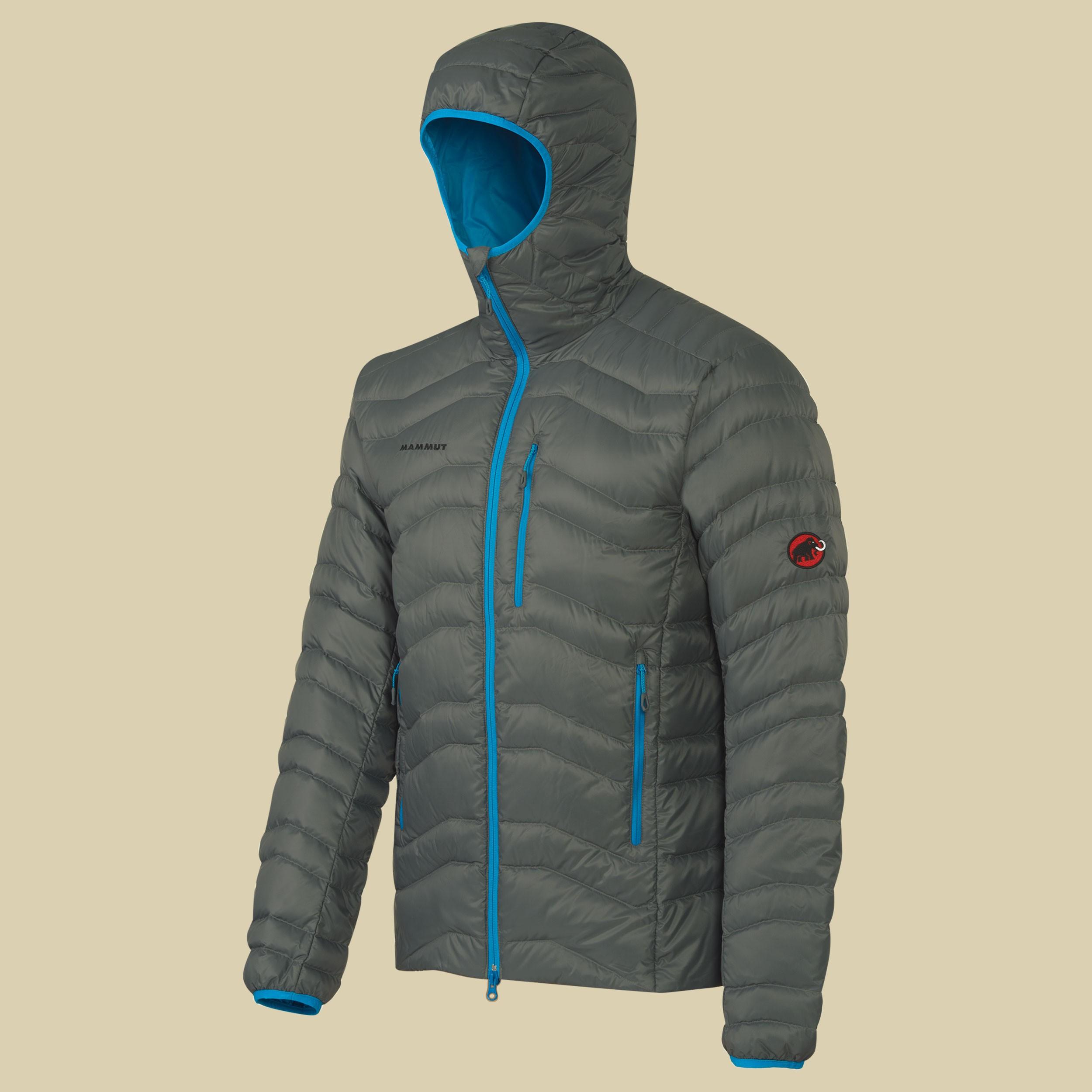 Wie findet man Outlet-Boutique glatt Mammut Broad Peak IN Hooded Jacket Men - Daunenjacke Herren ...