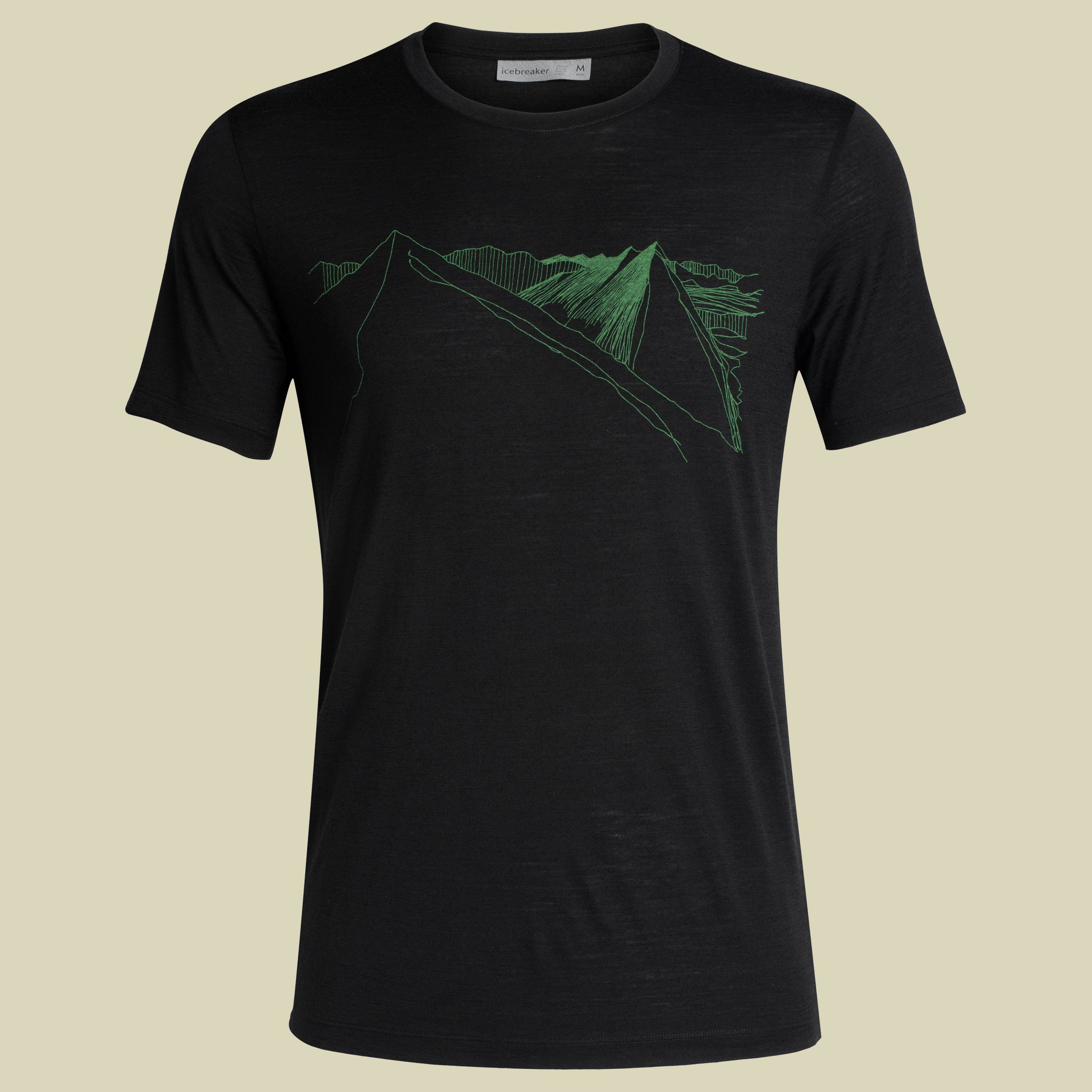 Tech Lite SS Crewe Men Graphic Collection