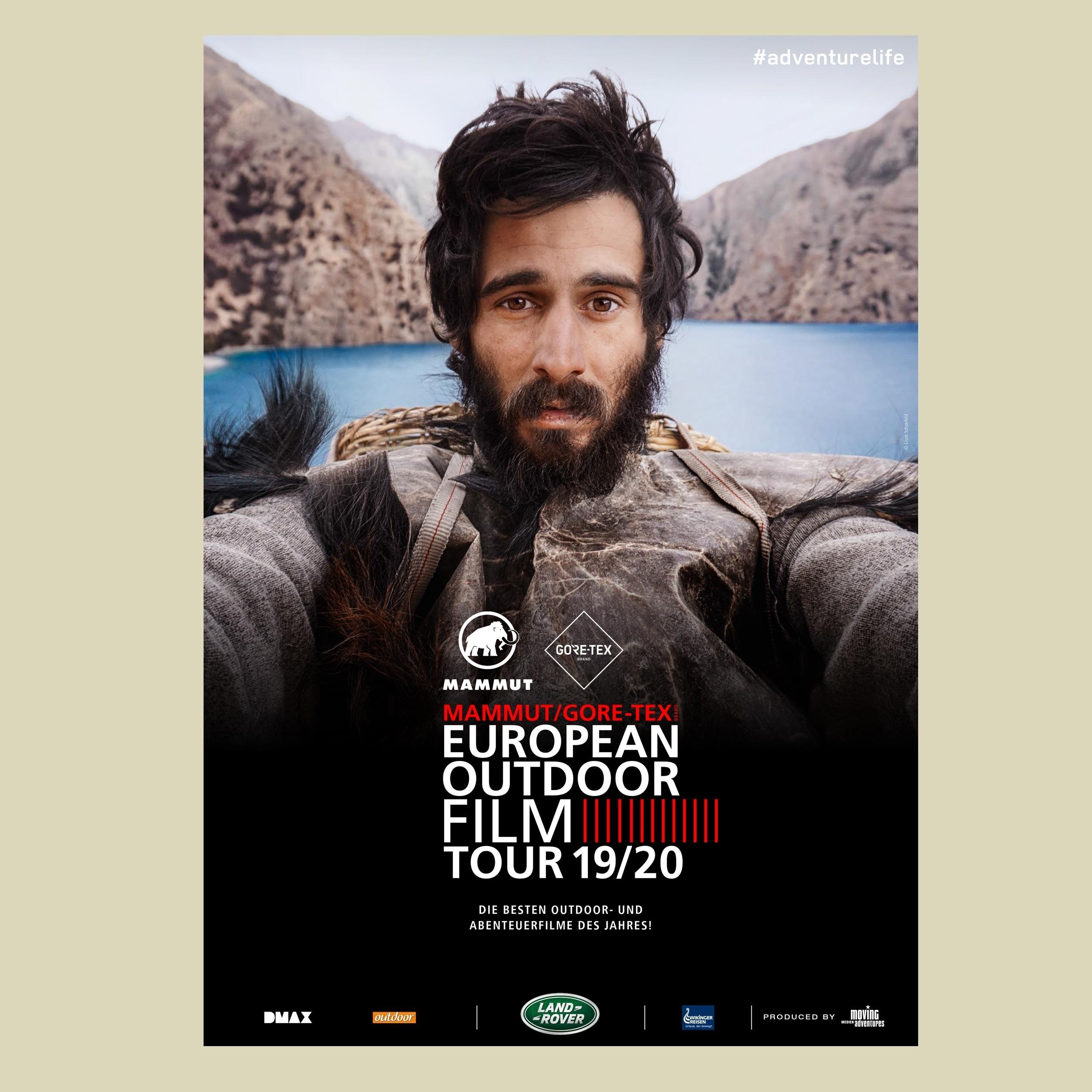 EOFT 19/20 - EUROPEAN OUTDOOR FILM Tour 19/20 - Onlineticket