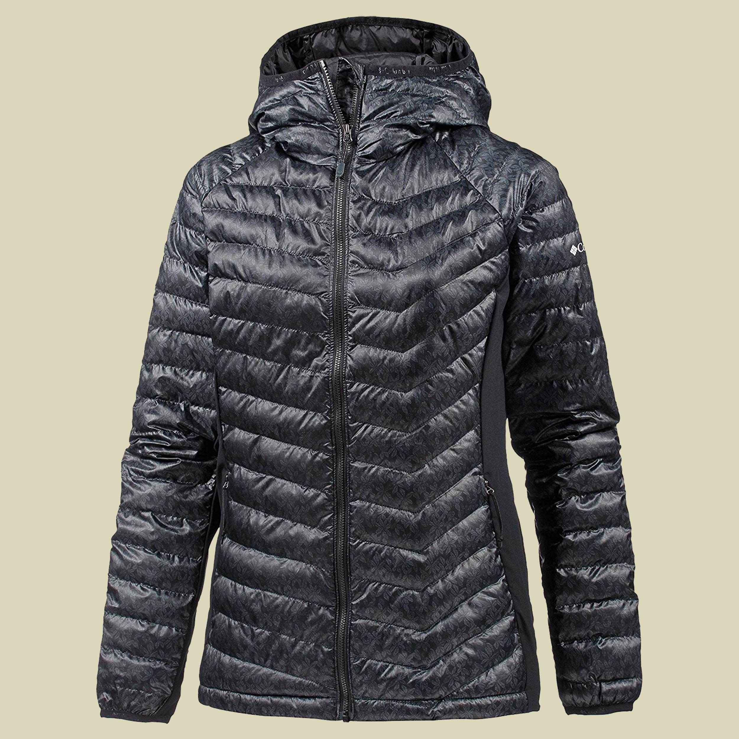 Powder Lite Hybrid Hooded Jacket Women