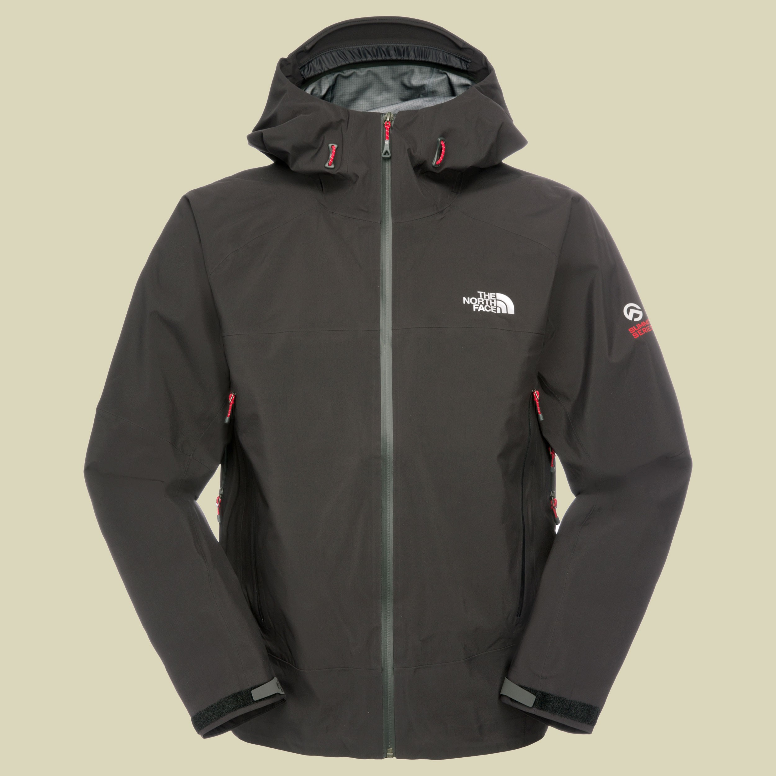 the north face inlet jacke