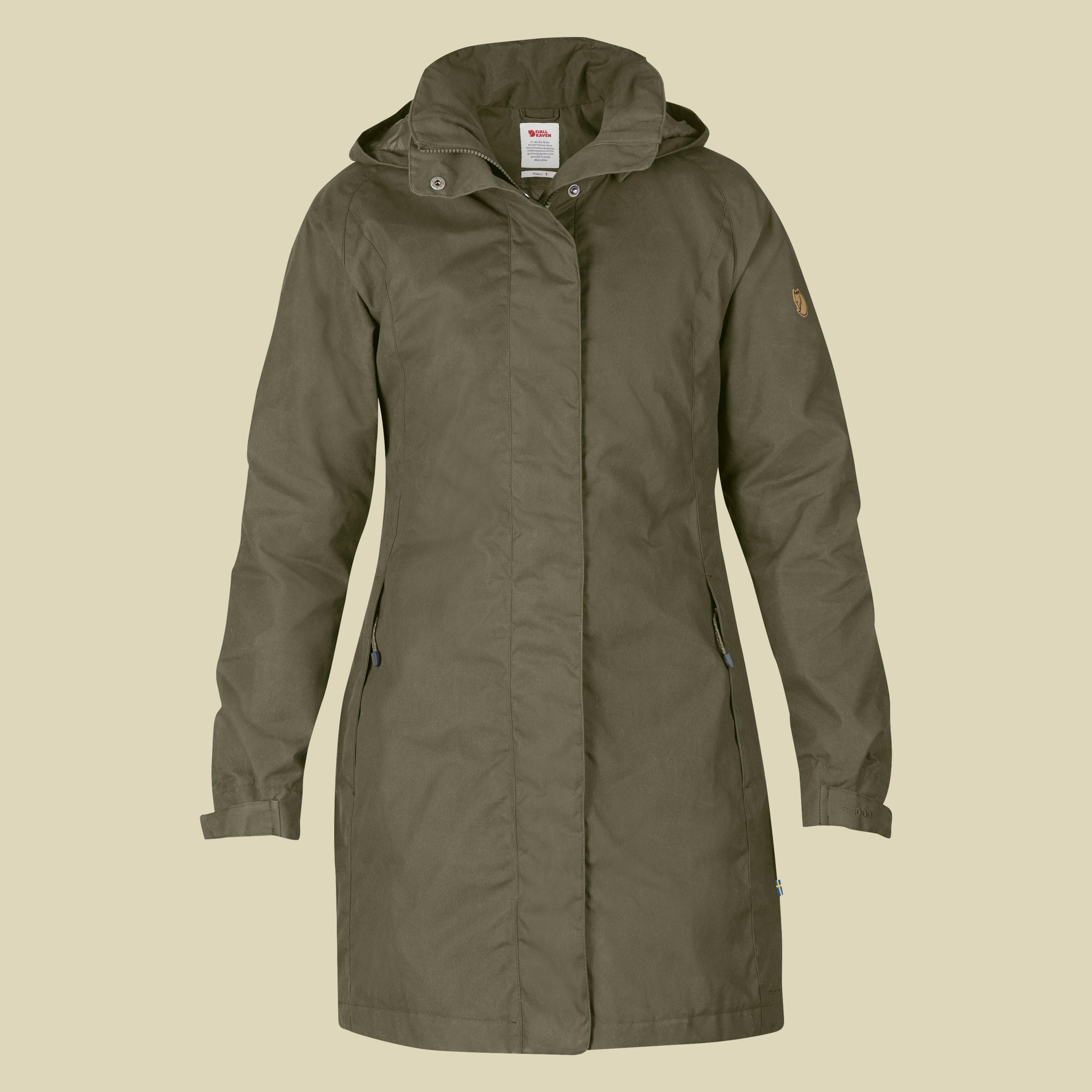 4385ea5c6d6cad Fjällräven Una Jacket Women - Winterjacke Damen - naturzeit