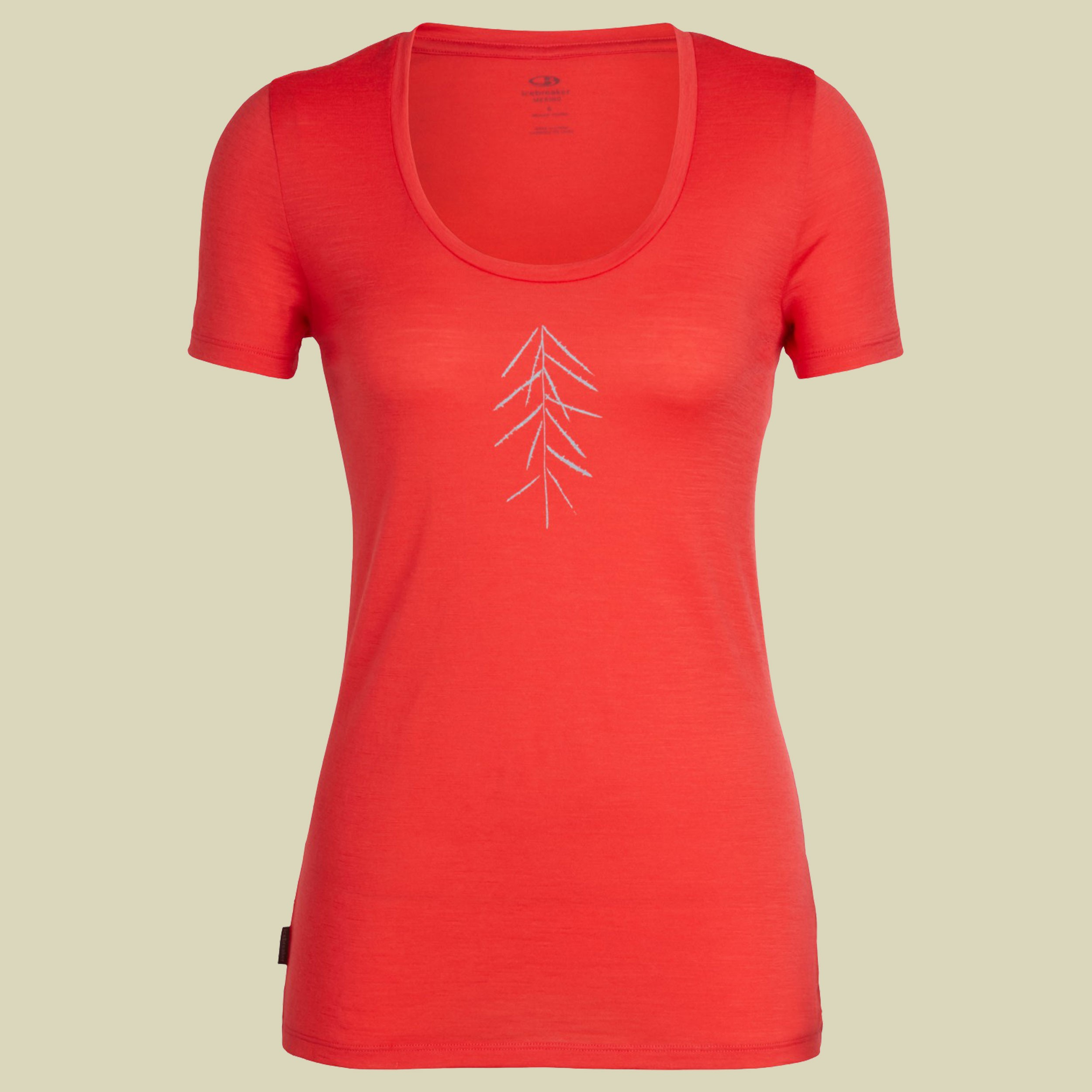 Tech Lite SS Scoop Graphic Collection Women