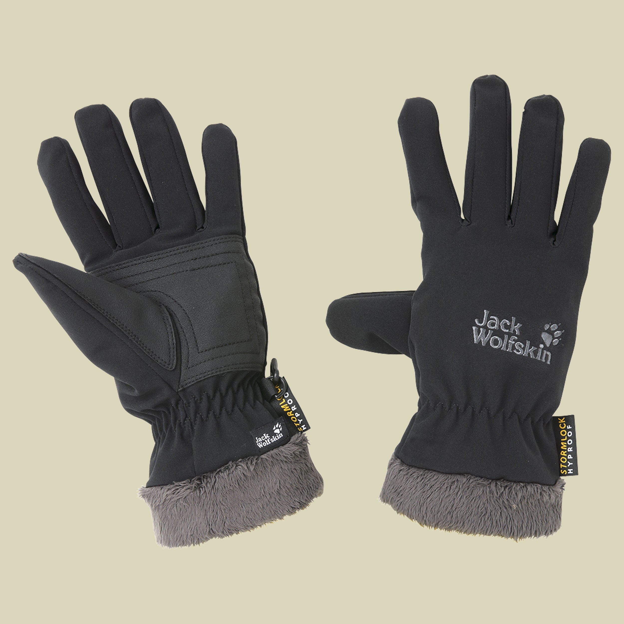 Softshell Highloft Glove Women