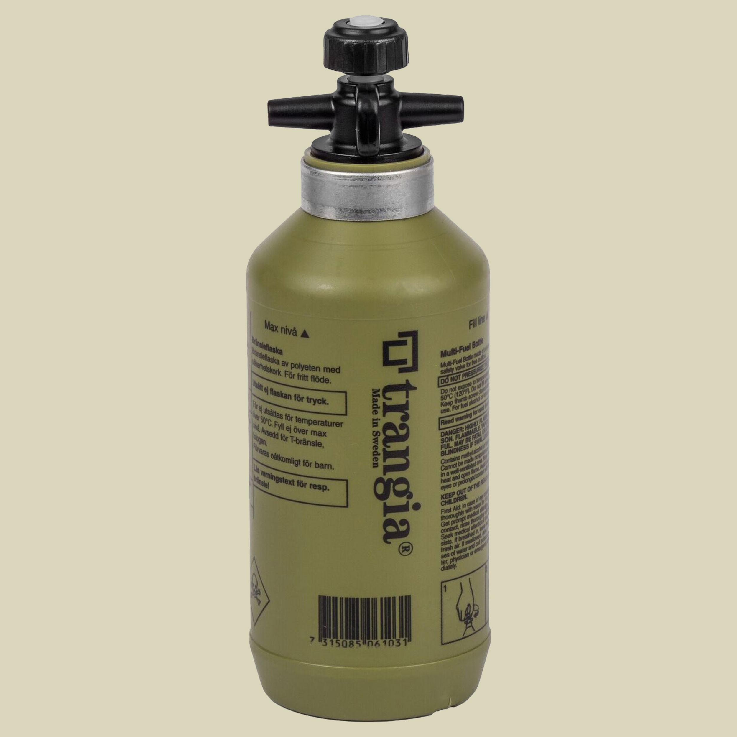 Flüssigbrennstoff-Sicherheitstankflasche 0,3l