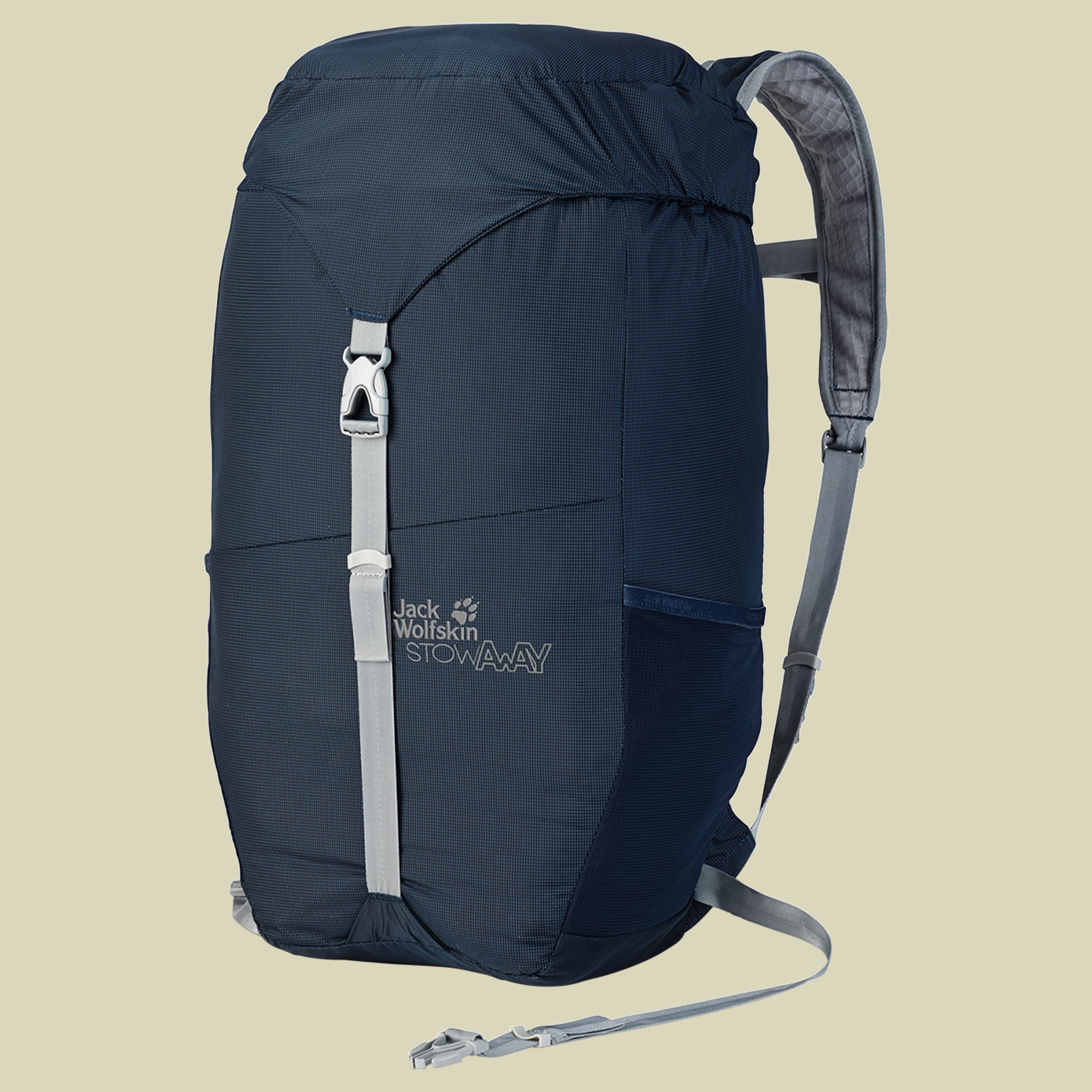 Uberprüfen Jack Wolfskin Daypacks & Bags Stowaway 18 Pack