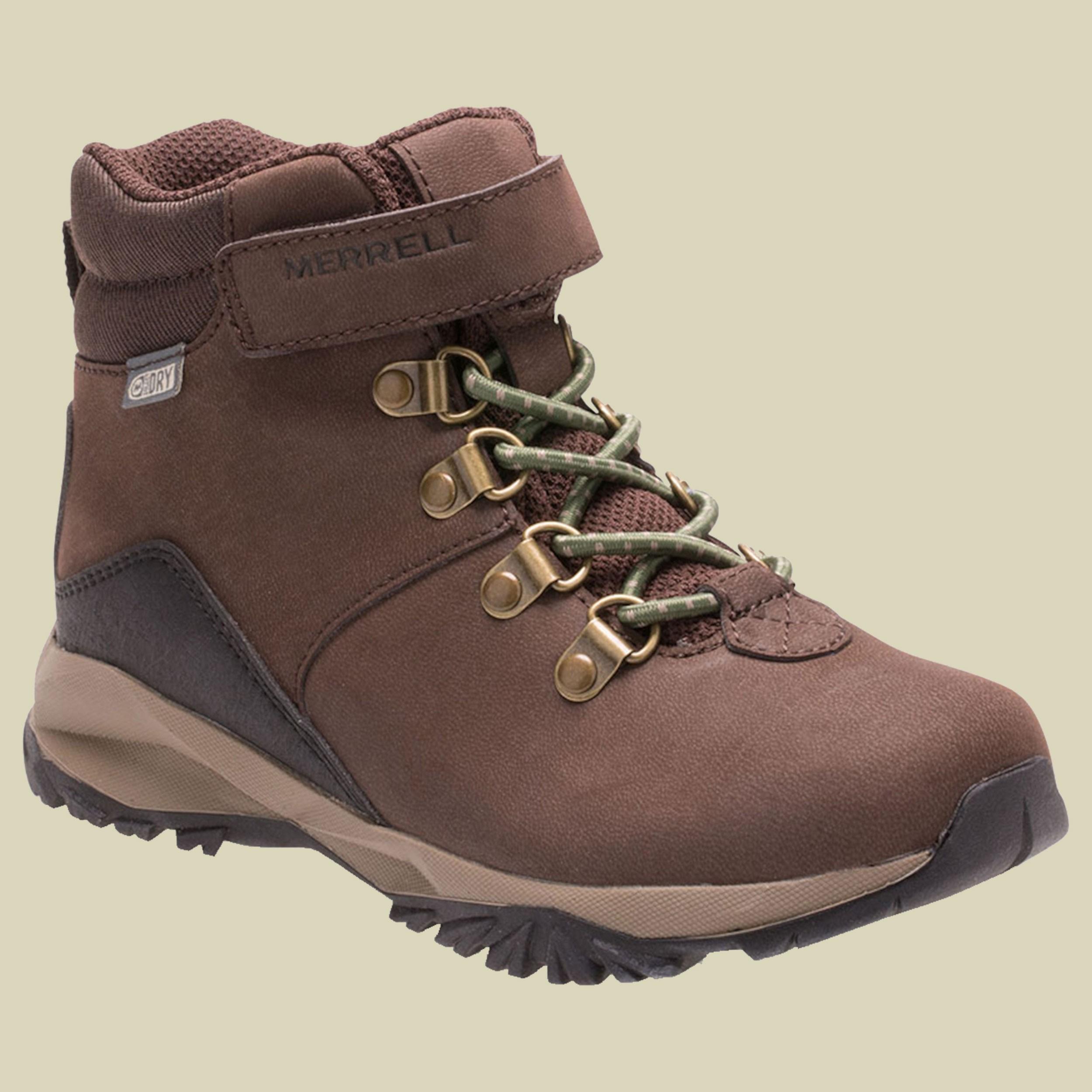Alpine Casual Boot WTPF Fleece Kids