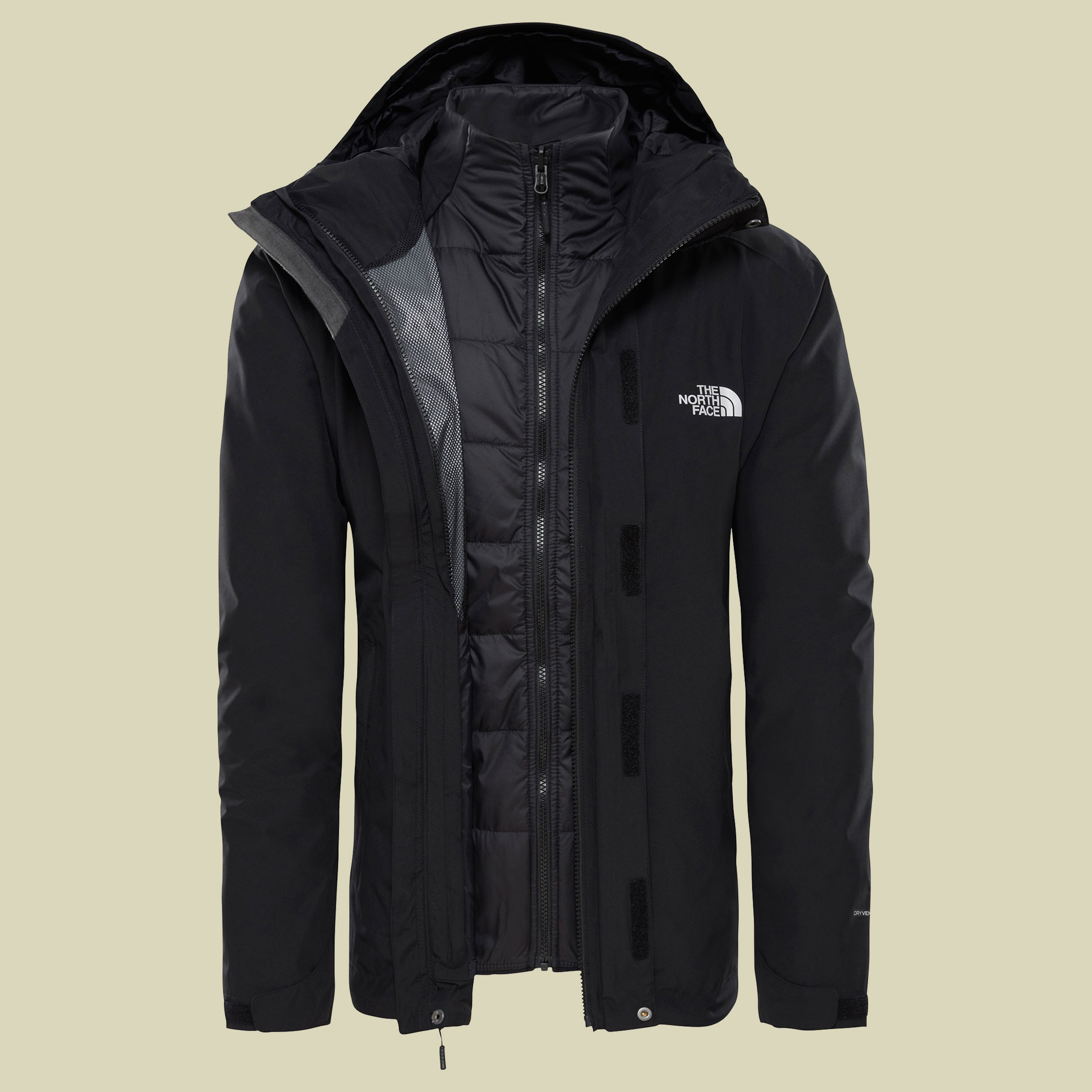 new product a4d7e 63821 The North Face - Merak Triclimate Men