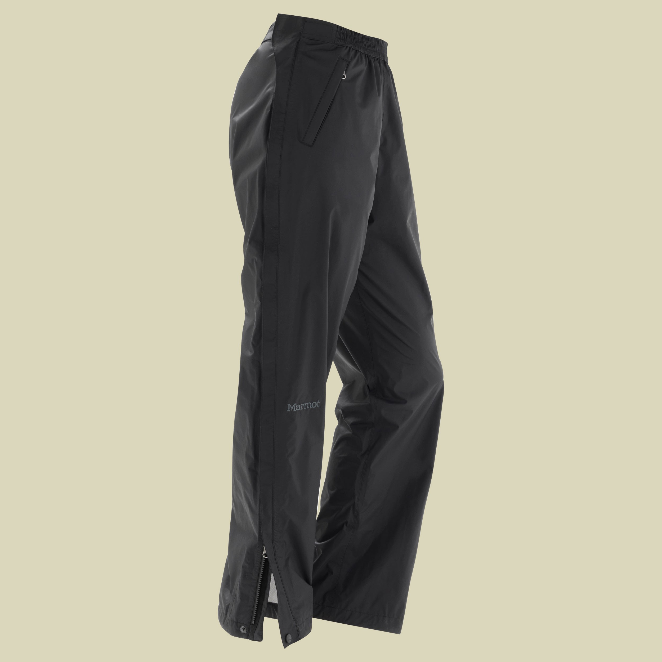 PreCip Full Zip Pant short Women