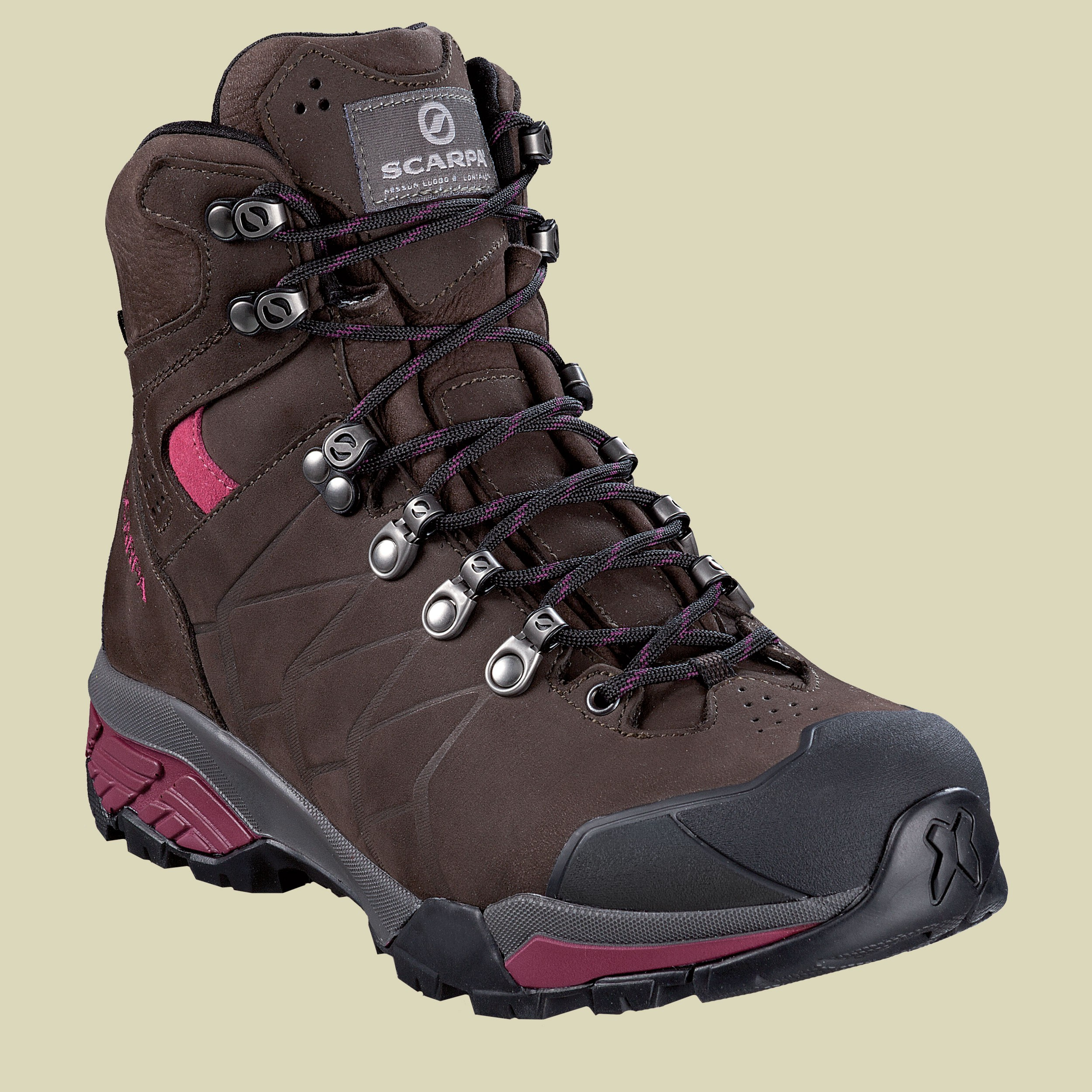 detailed look 22aed faf21 Scarpa Schuhe - ZG Pro GTX Women