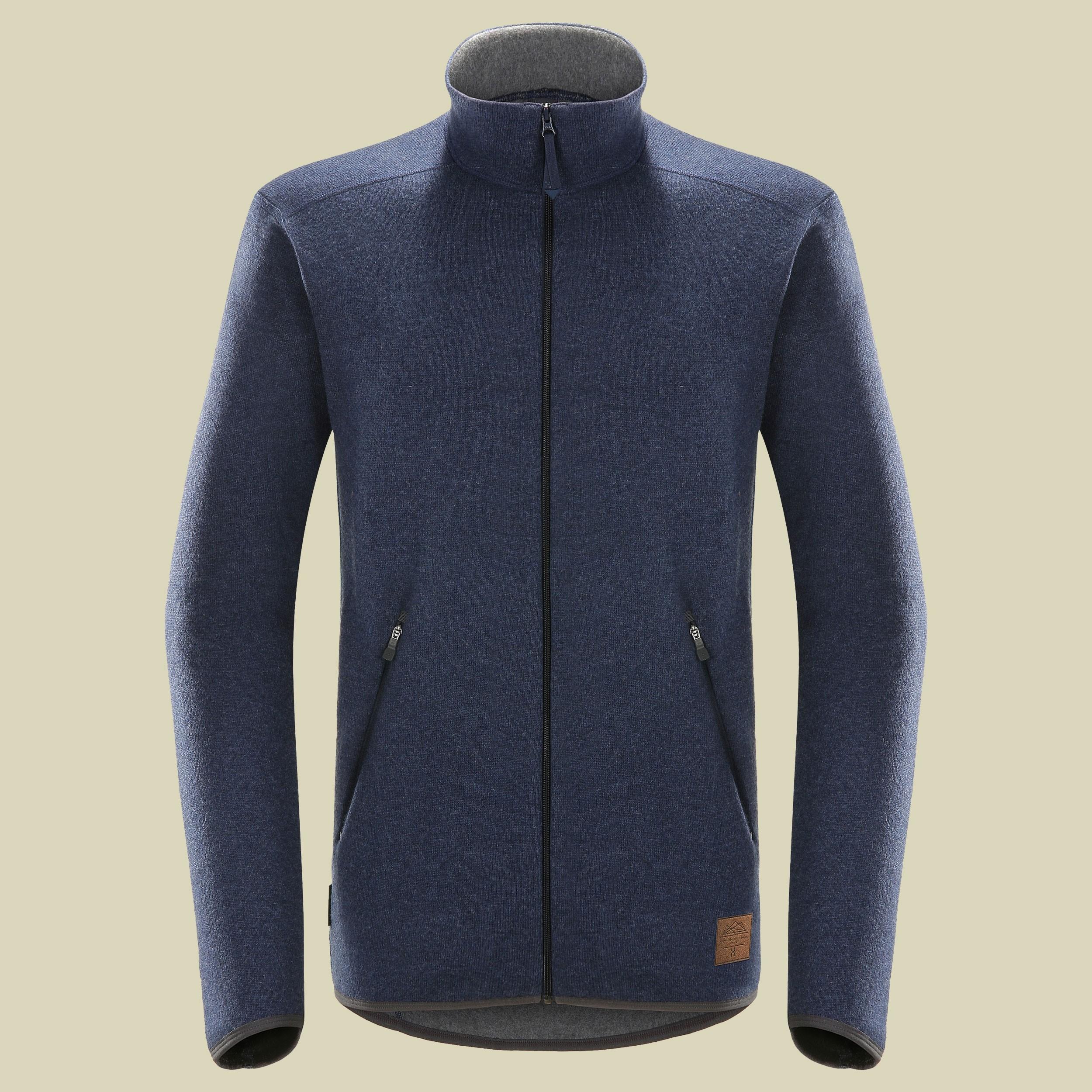 Haglöfs Whooly Jacket Men Herren Wolljacke naturzeit