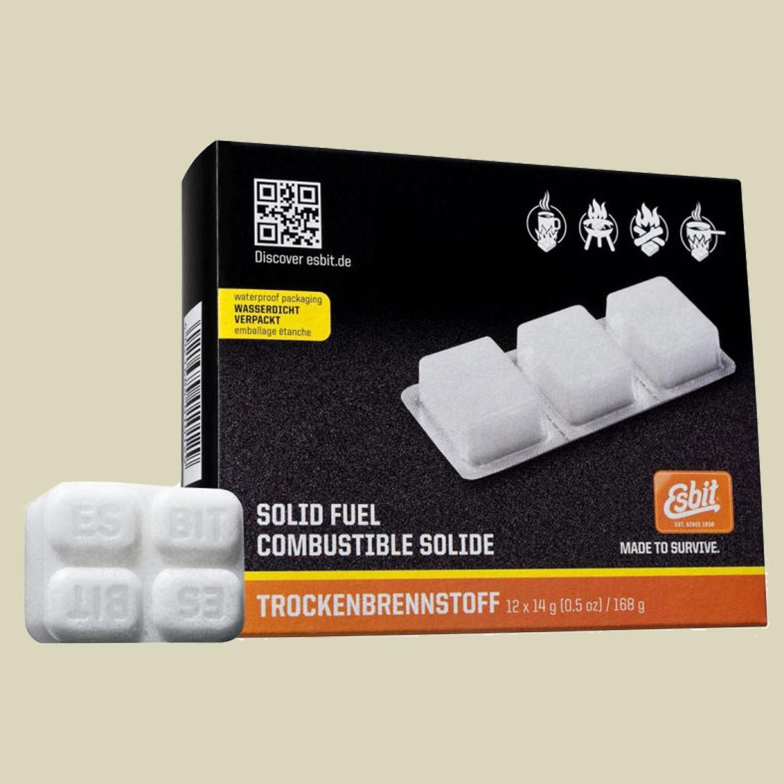 Trockenbrennstofftabletten 12er Pack