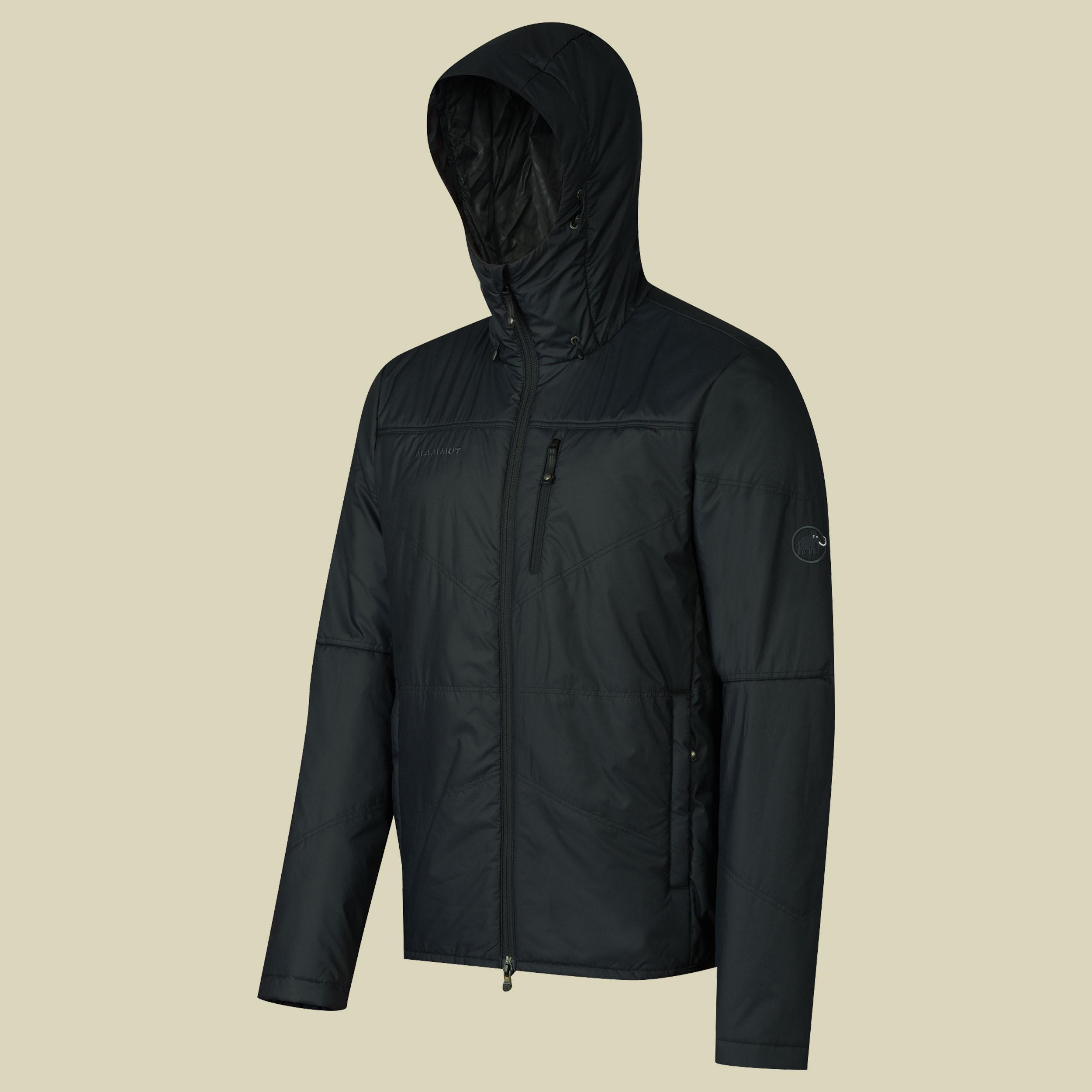ca88a15916282c gefütterte Jacke mit Woll-Füllung Herren. Auslauffarbe. Runbold IN Hooded Jacket  Men