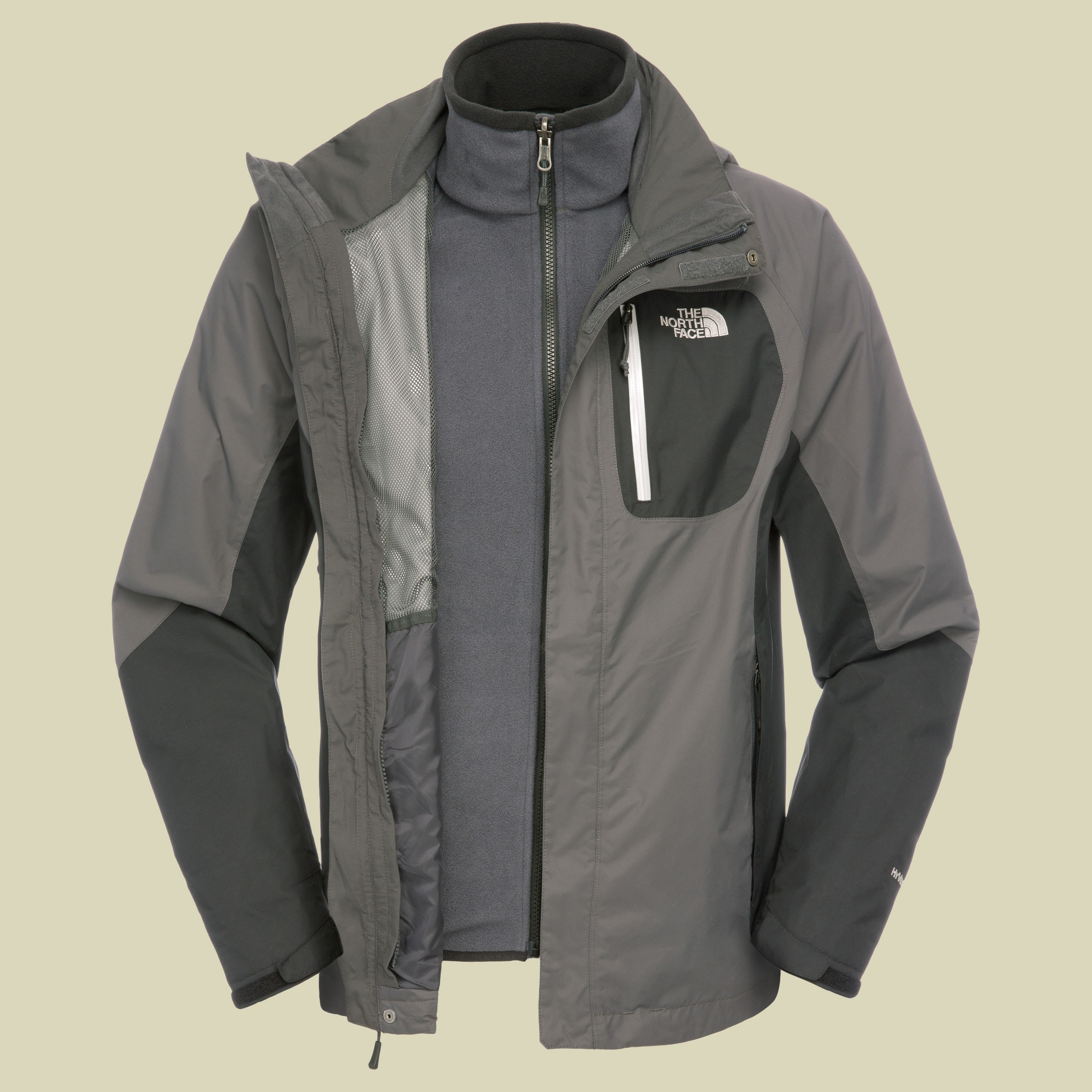 Zenith Triclimate Jacket Men