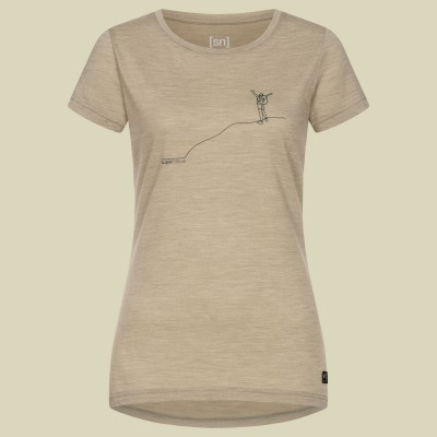 super.natural Summiteer Tee Women