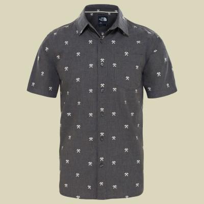 The North Face S/S Baytrail Jaquard Shirt Men