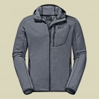 Jack Wolfskin Dynamic Full Zip Men Fleecejacke naturzeit