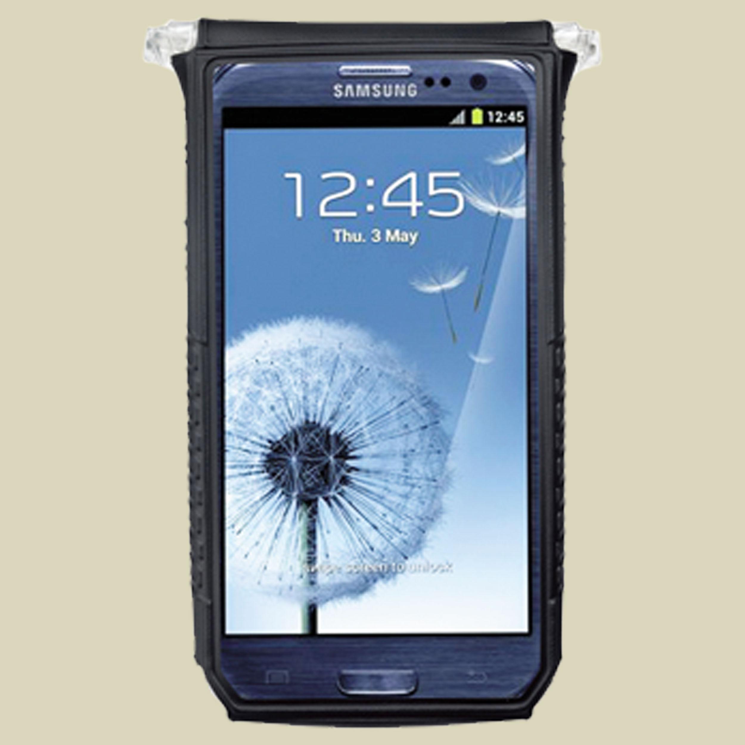 Topeak, SmartPhone DryBag 5, für iPhone 5, Smartphone-Tasche für den Fahrradlenker, schwarz