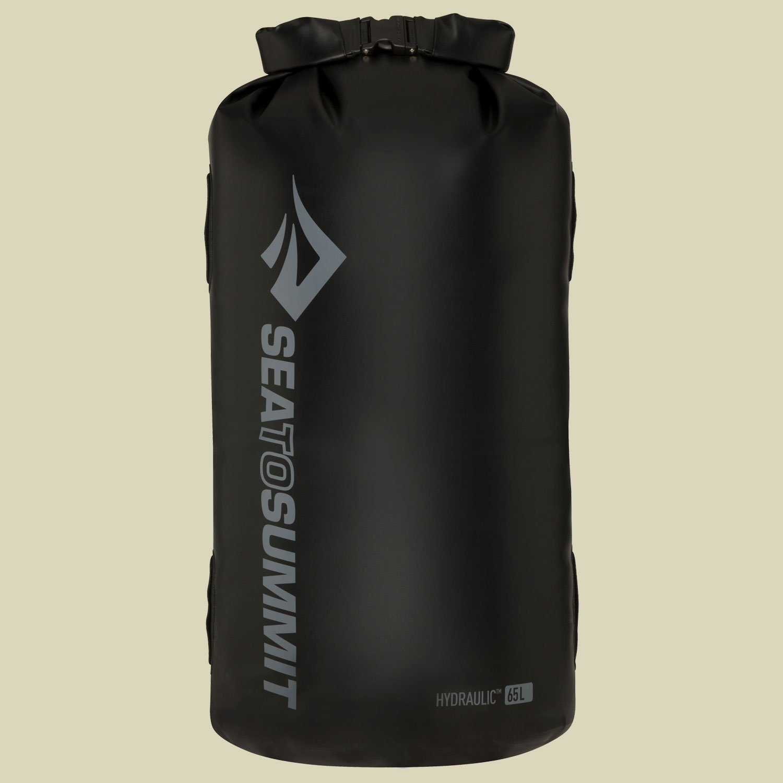 Image of Sea to Summit Hydraulic Dry Bag Packsack wasserdicht Volumen 65 black
