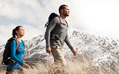 Trekking-Ausrüstung